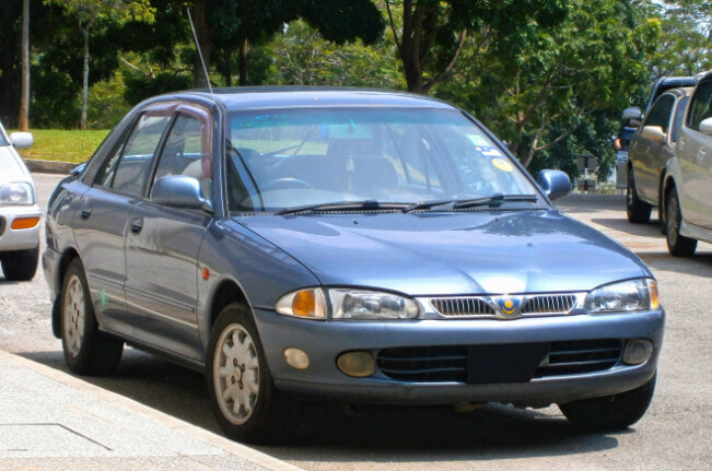 Proton Wira is Still Number One Target for Car Thieves in Malaysia, Here's Why - WORLD OF BUZZ 1