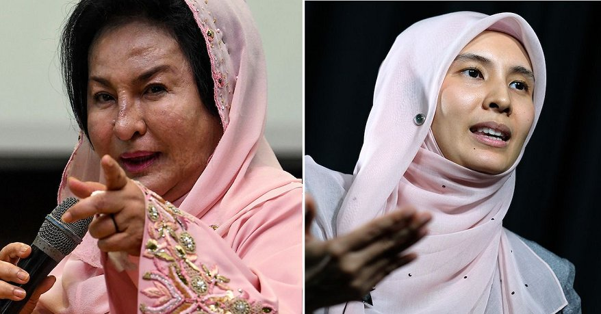 Rosmah Throws Shade At Anwar's Daughter, Nurul Izzah. We Hope This Never Ends - World Of Buzz 8