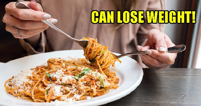 Scientists Discover That Eating Pasta Can Help You Lose Weight in New Study - WORLD OF BUZZ 2