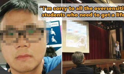 Speaker Invited To KL Highschool Disgustingly Mocks Suicide Victims and Calls Them 'Fragile' - WORLD OF BUZZ 7