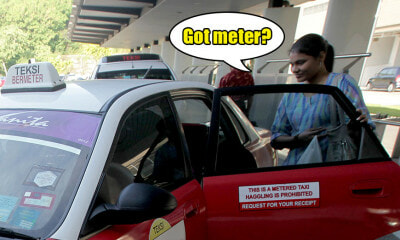 [TEST] 8 Things That All Malaysians Who Have Taken A Taxi Can Relate to - WORLD OF BUZZ