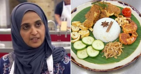 """The Skin Is Not Crispy, "" Says UK Masterchef Judge To Lady Who Cooked Rendang - WORLD OF BUZZ"