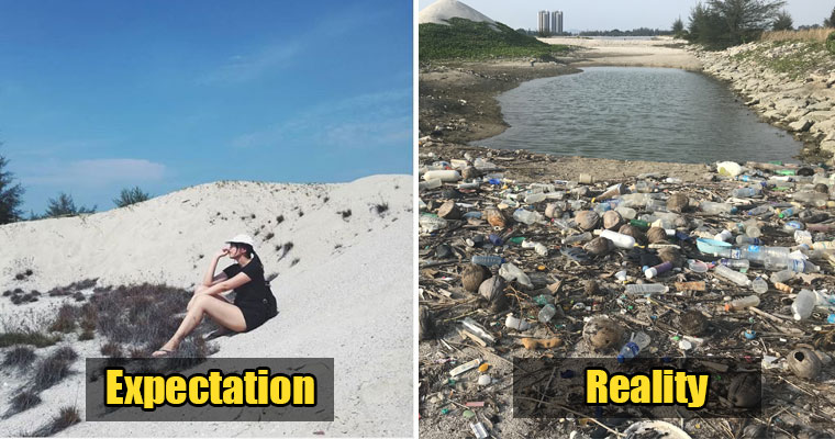 The Ugly Side of Our Beautiful Malacca Sand Dunes Most M'sians Are Unaware Of - WORLD OF BUZZ 1