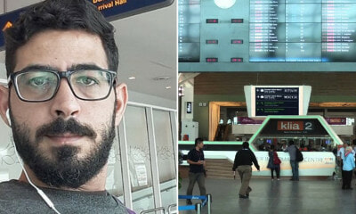 This Man Has Been Trapped in KLIA2 For 37 Days, Here's Why - WORLD OF BUZZ 5