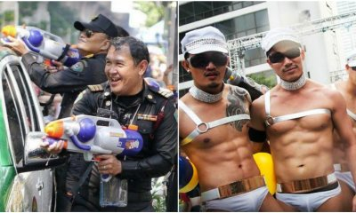 Top 5 Things My Gay Buds Probably Got Up to Last Weekend at Songkran - WORLD OF BUZZ