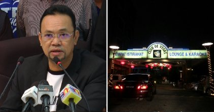 Umno Division Leader Said Only Went for Karaoke and Drank Coffee at KL Nightclub - WORLD OF BUZZ 3