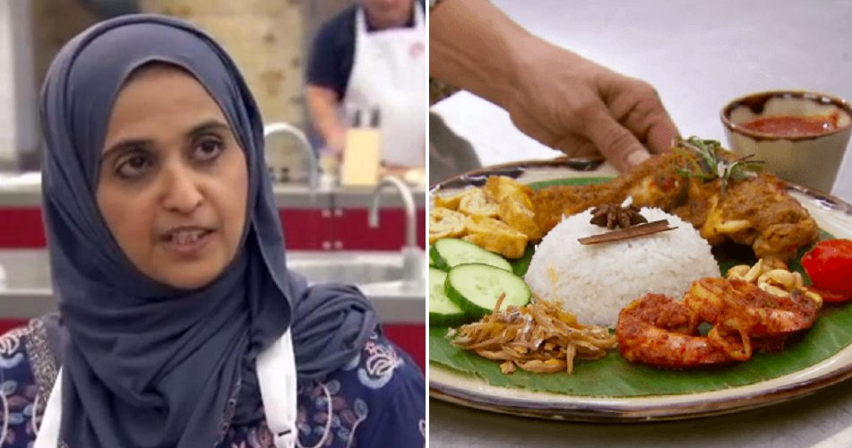 """""""wallace Did Not Say That The Rendang Should Have Crispy Skin,"""" Says Masterchef Uk's Spokesperson - World Of Buzz"""
