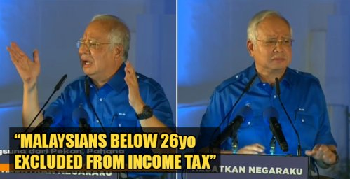 10 Things to Take Away from Najib's Final Speech Before GE14 Polling Day - WORLD OF BUZZ 6