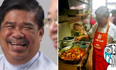 7 Reasons Mat Sabu is the Most Lovable Minister of Defence EVER - WORLD OF BUZZ