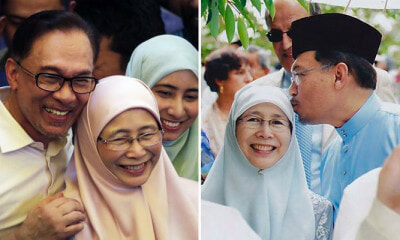 8 Diabetes-Causing Moments that Prove Anwar & Wan Azizah Are Ultimate #RelationshipGoals - WORLD OF BUZZ 1