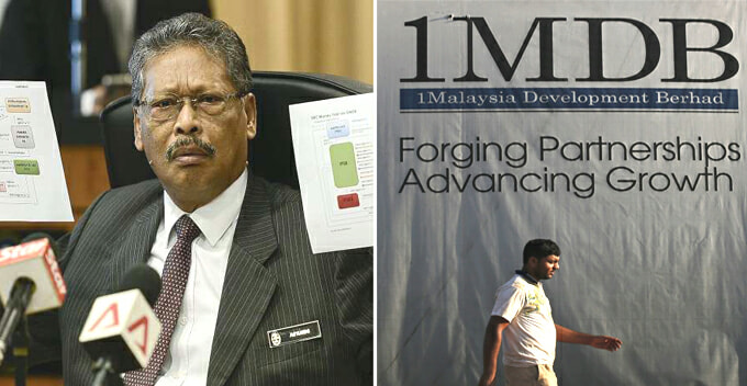 AG Who Clears Najib of Any Wrongdoing in 1MDB Scandal Says He's Innocent - WORLD OF BUZZ 5