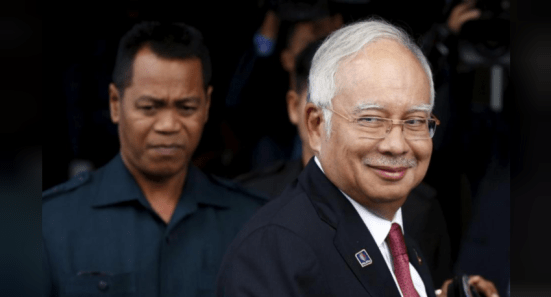 AG Who Clears Najib of Any Wrongdoing in 1MDB Scandal Says He's Innocent - WORLD OF BUZZ
