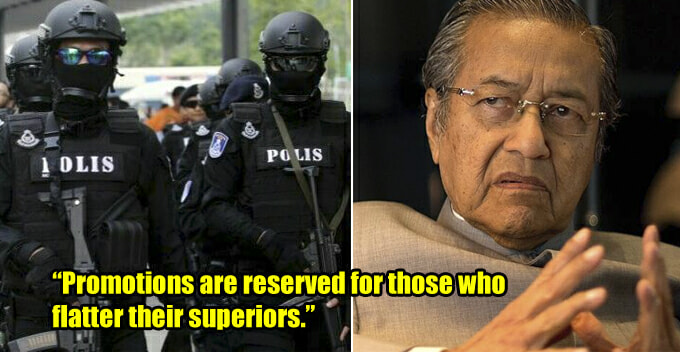 Alleged Corruption Among PDRM Top Officials Exposed in Viral Open Letter to Tun M - WORLD OF BUZZ