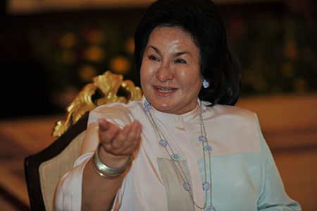 An Insight Into The Spouses of Malaysia's Prime Ministers - WORLD OF BUZZ 6
