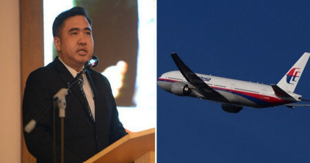 Anthony Loke Promises to Solve MH370, As Next-Of-Kin Suspect Old Govt Falsified Documents - WORLD OF BUZZ 3