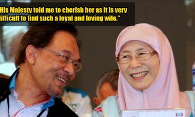 "Anwar: ""Wan Azizah Declined Agong's Offer to Become PM"" - WORLD OF BUZZ 3"