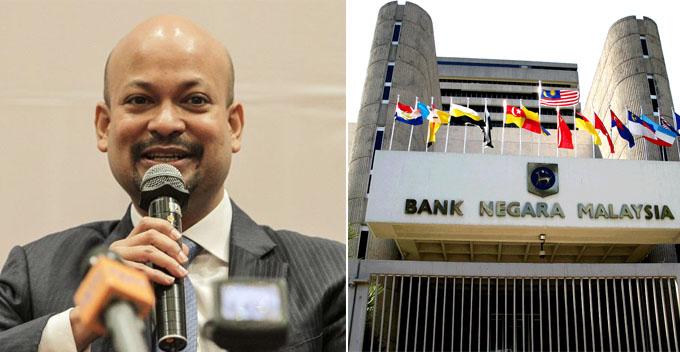 BN Govt Allegedly Turns to Bank Negara to Pay Off 1MDB's RM2 Billion Debt - WORLD OF BUZZ