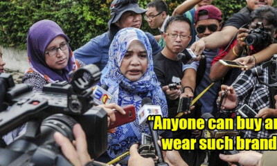 Najib's Super Fan Says Nothing Wrong With Having Lots of Handbags And Jewellery - WORLD OF BUZZ