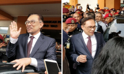 BREAKING: Anwar Ibrahim Is Officially A Free Man! - WORLD OF BUZZ 3