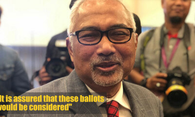 Ec Chief: Ballots Without Official Stamp Will Be Counted As 'valid' - World Of Buzz