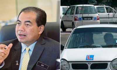 Ex-Deputy Transport Minister: I Have Never Heard of 'Kopi-O' Licence Culture - WORLD OF BUZZ