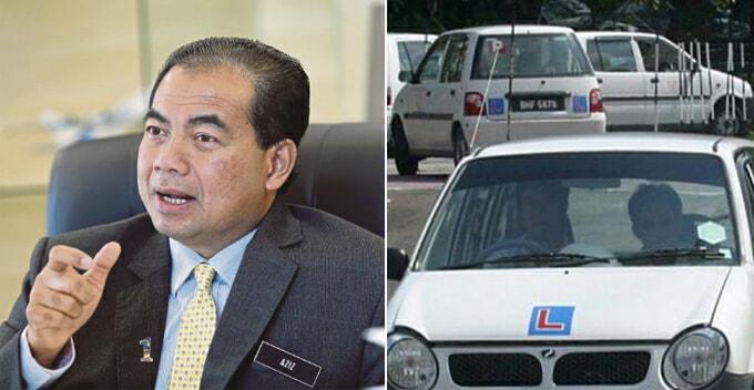 Ex-Deputy Transport Minister: I Have Never Heard of 'Kopi-O' Licence Culture - WORLD OF BUZZ