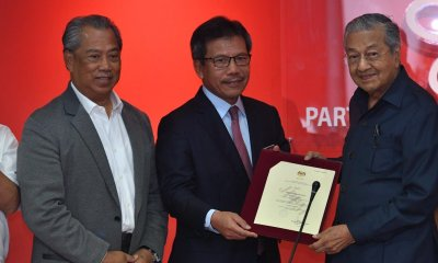 Pakatan Harapan is Now a Registered Coalition! - WORLD OF BUZZ