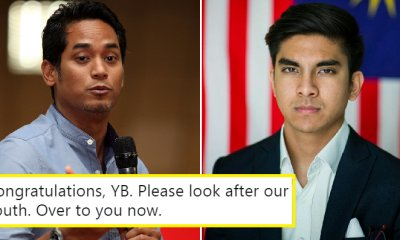 Gracious Interaction Between Syed Saddiq and KJ Are the Politics That M'sia Needs - WORLD OF BUZZ 5