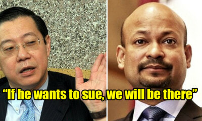 Arul Kanda Wants To Sue, But Guan Eng Says 'Go Ahead' - WORLD OF BUZZ