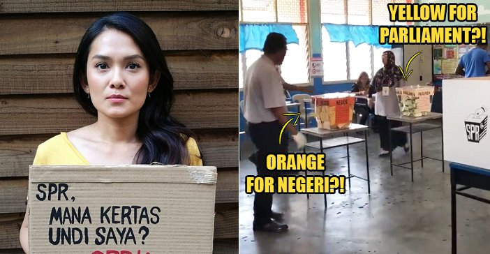 Here are 9 Things That Went Horribly Wrong During GE14 - WORLD OF BUZZ 4