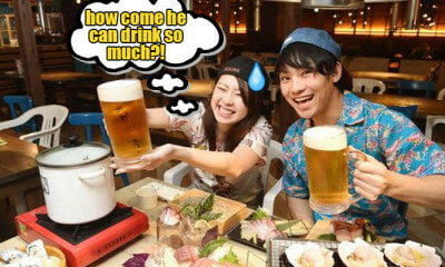 Here's Why Some Malaysians' Alcohol Tolerance is So Damn High - WORLD OF BUZZ 4