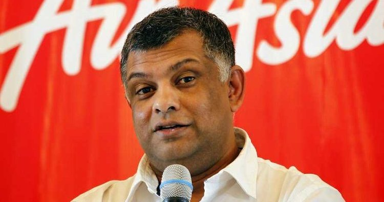 """""""I Will Never Stop Fighting For Fair Industry Practices,"""" Says Tony Fernandes in Response to Mavcom - WORLD OF BUZZ"""