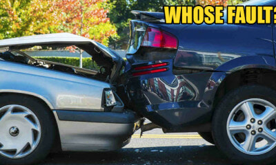 """If You Crash Into a Vehicle From Behind, It's 100% Your Fault"", Is This Actually True? - WORLD OF BUZZ 5"