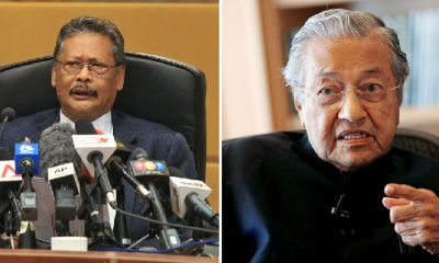 Job Vacancy of AG in Malaysia After PM Mahathir Sacks Tan Sri Mohamed Apandi - WORLD OF BUZZ 2