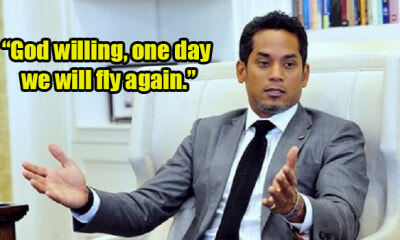 Khairy Wants to Rebuild Umno, Calls on Party Members to Start Reformation ASAP - WORLD OF BUZZ