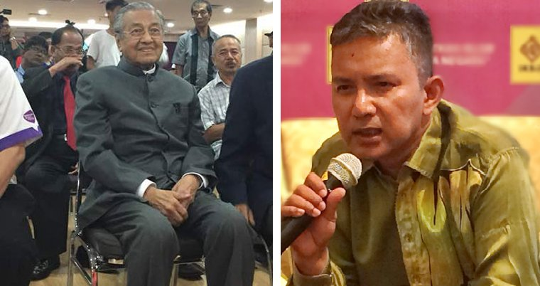 "Lecturer Who ""Wet Himself"" During Mahathir Forum Resigns from Uni - WORLD OF BUZZ 4"