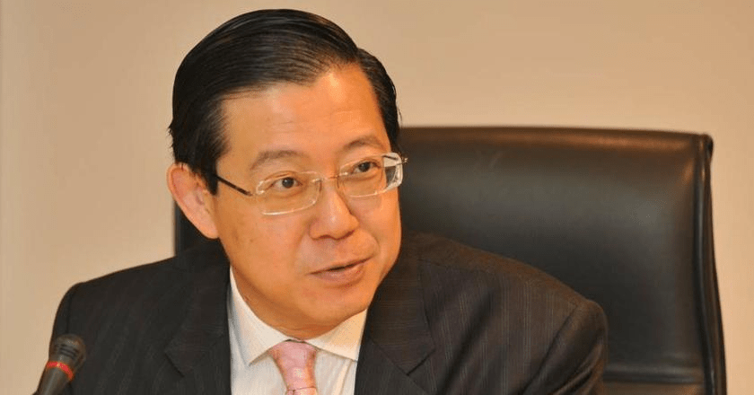 """Lim Guan Eng: """"i'm Sorry, I Don't Consider Myself Chinese. I'm Malaysian"""" - World Of Buzz"""