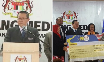Lim Guan Eng: Tabung Harapan Has Raised More Than RM7mil in Less Than 24 Hours - WORLD OF BUZZ 2