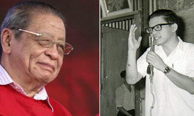 Kit Siang Has Real - WORLD OF BUZZ