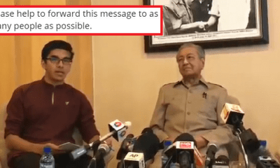 Mahathir Wants 10 Million M'sians to Watch His Finale Speech on May 8, 10PM - WORLD OF BUZZ 5