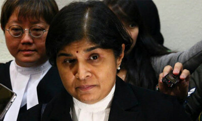 Malaysian Bar Fully Supports Ambiga to be the Next Attorney-General - WORLD OF BUZZ