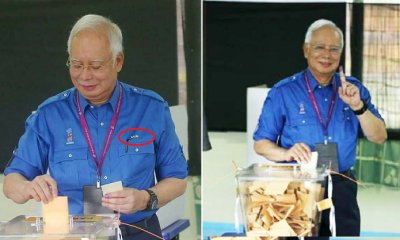 Malaysians Are Furious Over These Images of PM Najib Razak - WORLD OF BUZZ