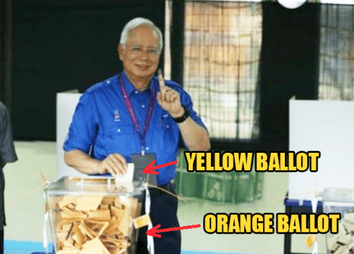 Malaysians Are Furious Over This Image Captured of PM Najib Razak - WORLD OF BUZZ 3