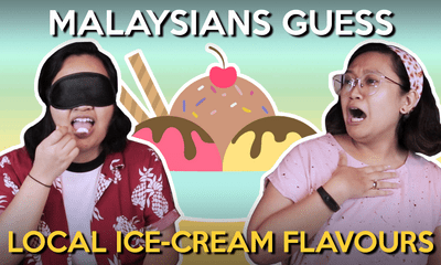 Malaysians Guess Local Ice-cream Flavours - WORLD OF BUZZ