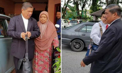 Mat Sabu Praised For Staying Humble After Photos Of Him Leaving For Work Go Viral - WORLD OF BUZZ