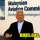 Mavcom Chief Executive Earns RM85,000 a Month, Four Times More Than the PM - WORLD OF BUZZ 4