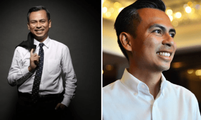 Meet Fahmi Fadzil, Lembah Pantai MP Who's Been Fighting with PKR Since He Was a Teen! - WORLD OF BUZZ 2