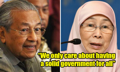 PH Gets Over 1,000 Daily Applications From Umno, Wan Azizah Willing to Take Them In - WORLD OF BUZZ