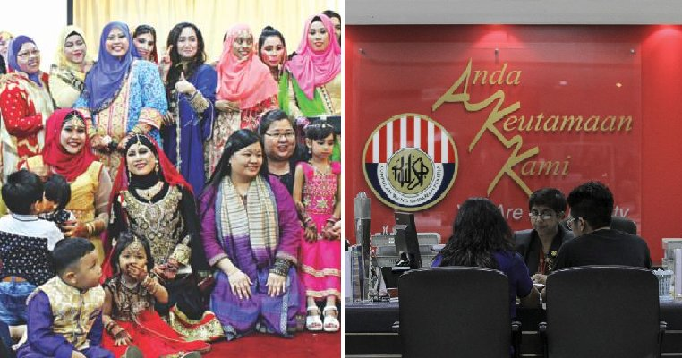 M'sian Housewives May Get 2% of Husband's Salary for Own EPF Account Soon - WORLD OF BUZZ 1