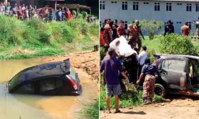 M'sian Shockingly Finds Submerged Perodua Myvi and Dead Body While Fishing - WORLD OF BUZZ 3